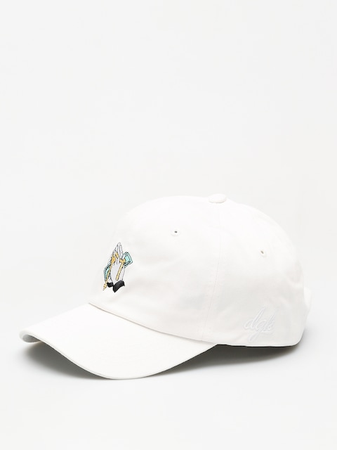 DGK Cap Blessed ZD (white)