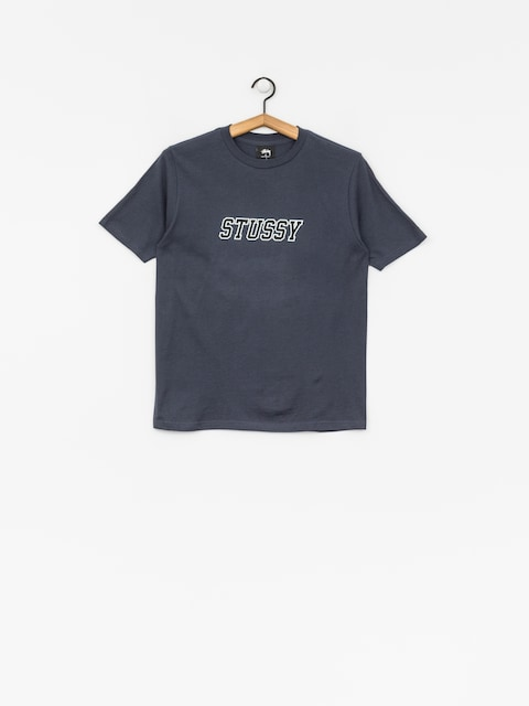 Stussy T-shirt College Tee Wmn (ink)