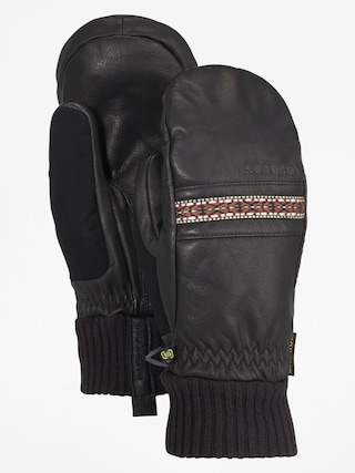 Burton Gloves Free Range Mtt Wmn (true black)
