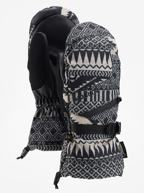 Burton Gloves Gore Mtt Wmn (pelican freya weave)