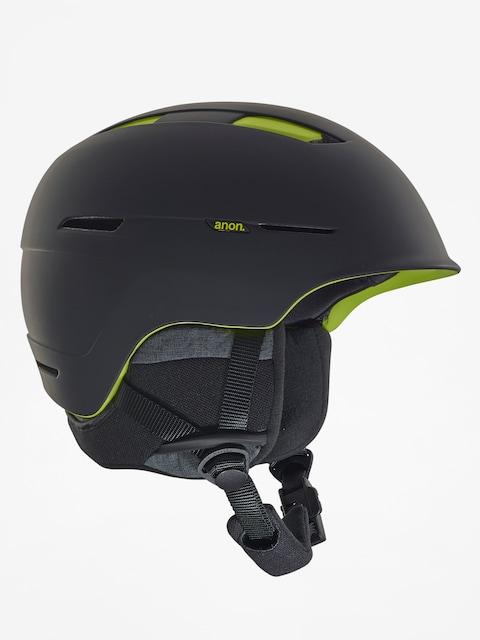 Anon Helm Invert (black/green)