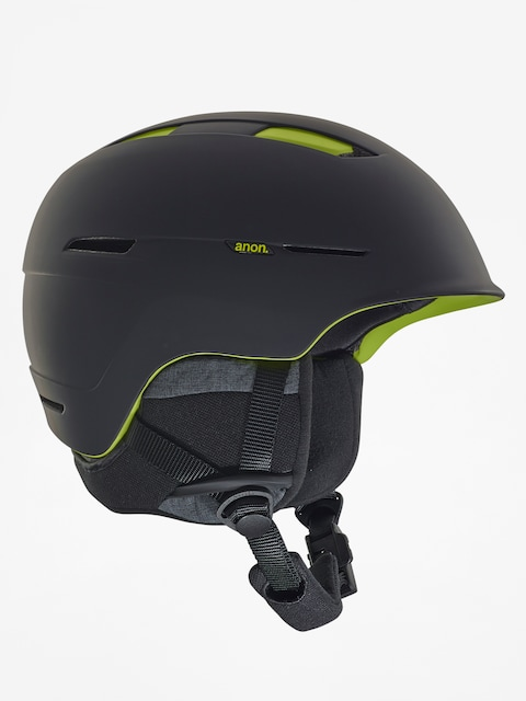 Anon Helmet Invert (black/green)