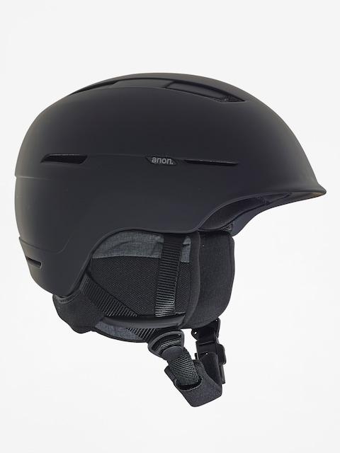 Anon Helm Invert (black)