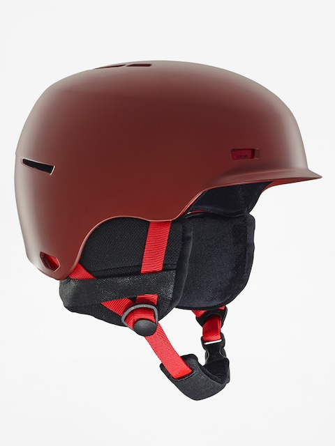 Anon Helmet Highwire (red)