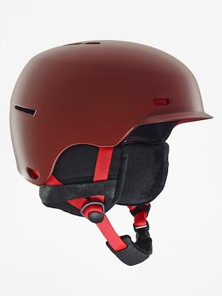 Anon Helmet Highwire (red)