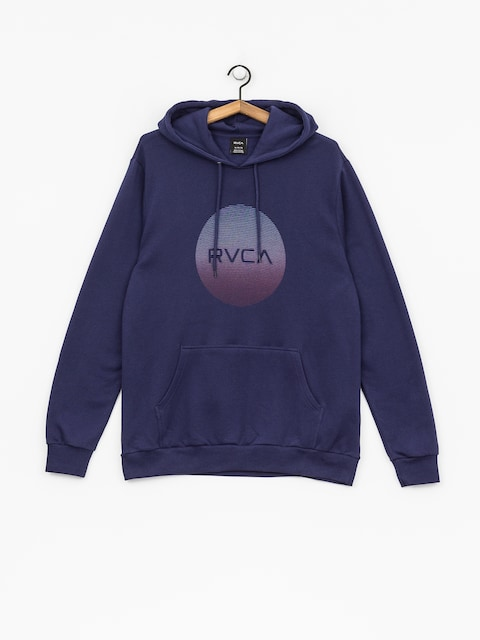 RVCA Hoodie Rvca Motors HD (blue depths)