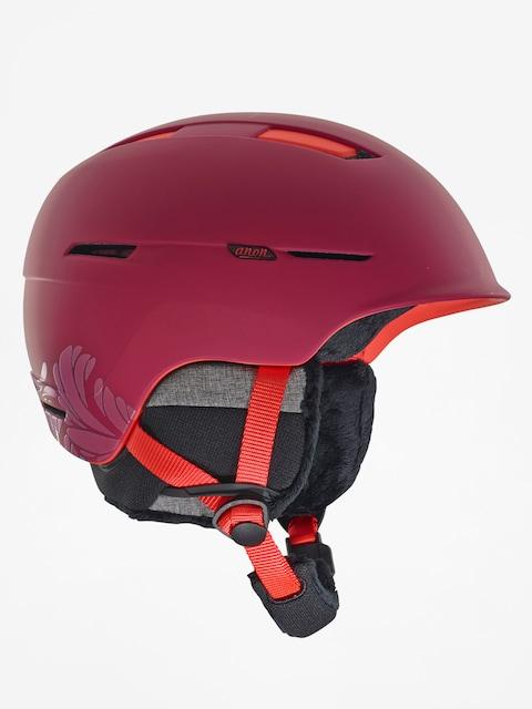 Anon Helmet Auburn Wmn (magenta)