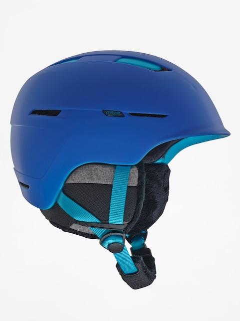Anon Helm Auburn Wmn (blue)