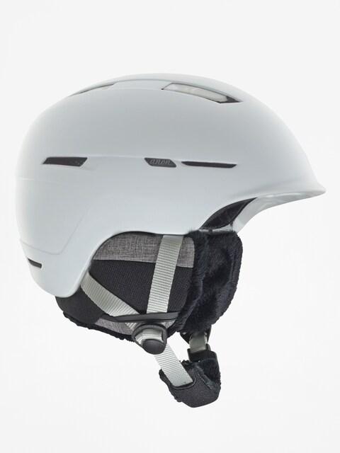 Anon Helm Auburn Wmn (marble white)