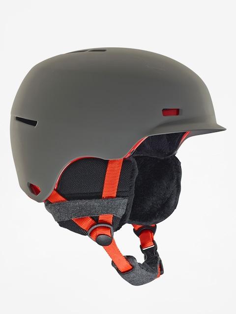 Anon Helmet Raven Wmn (gray)
