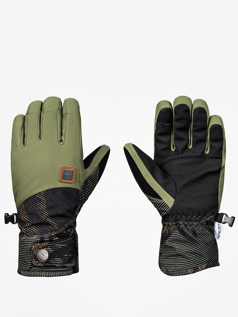 Roxy Gloves Vermont Wmn (swell flowers)