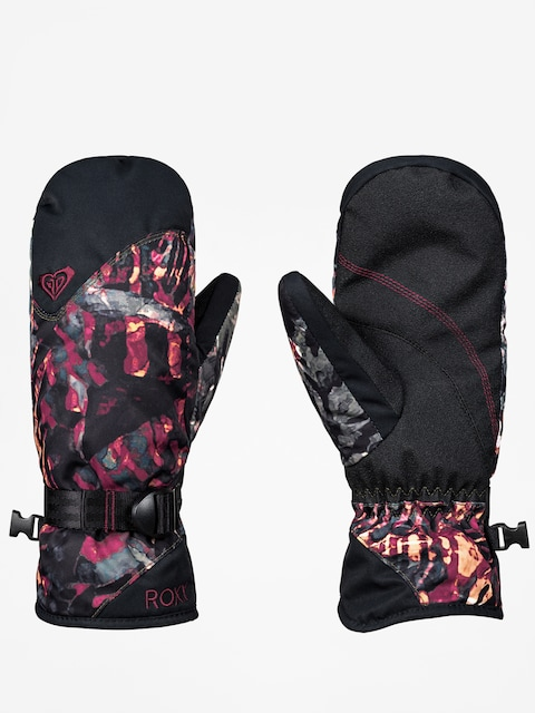 Roxy Handschuhe Jetty Mitt Wmn (zebratree)