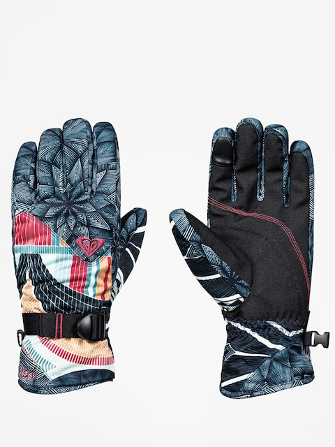 Roxy Gloves Jetty Se Wmn (pop snow stars)