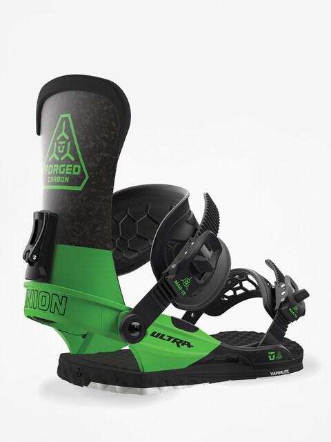 Union Snowboard bindings Ultra (green)