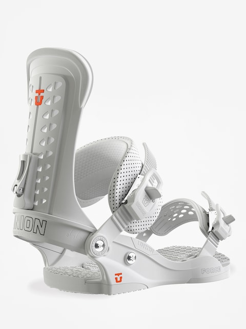 Union Snowboard bindings Force (white)