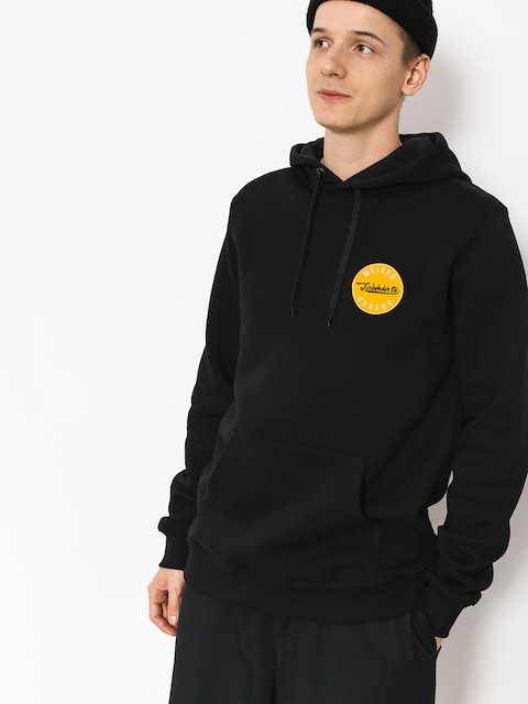 Turbokolor Hoodie Weirdo Garage HD (black)