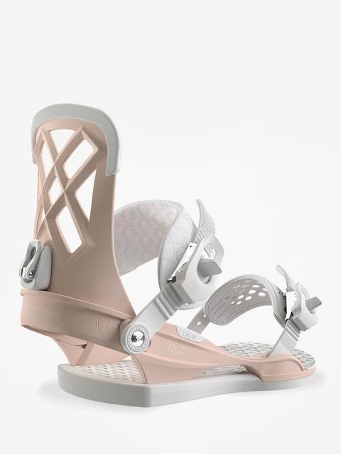 Union Snowboard bindings Milan Wmn (pink)