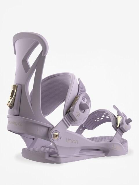 Union Snowboard bindings Juliet Wmn (lavender)