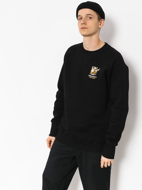 Turbokolor Sweatshirt Astro Vintage (black)