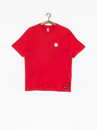 Element T-shirt Kh Smile (fire red)