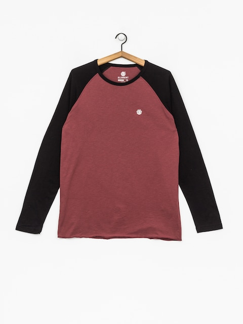 Element Longsleeve Blunt (oxblood red)