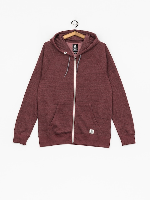 Element Hoodie Meridian ZHD (oxblood red)