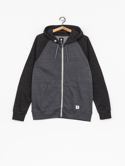 Element Hoodie Meridian Block ZHD (india ink)