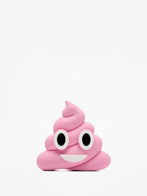 MojiPower Powerbank Pink Poo (pink)