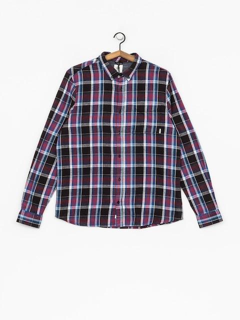 Element Shirt Buffalo Ls (flint black)