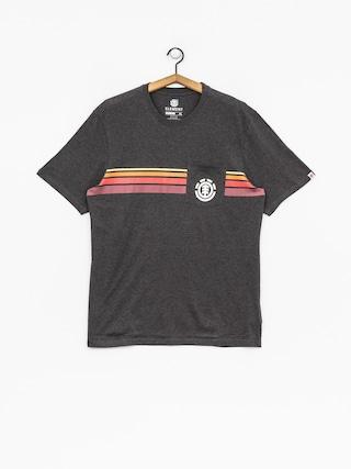 Element T-shirt Dawn Pocket (charcoal heather)