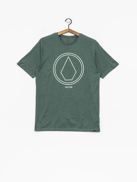Volcom T-Shirt Pinline Stone Hth (pne)