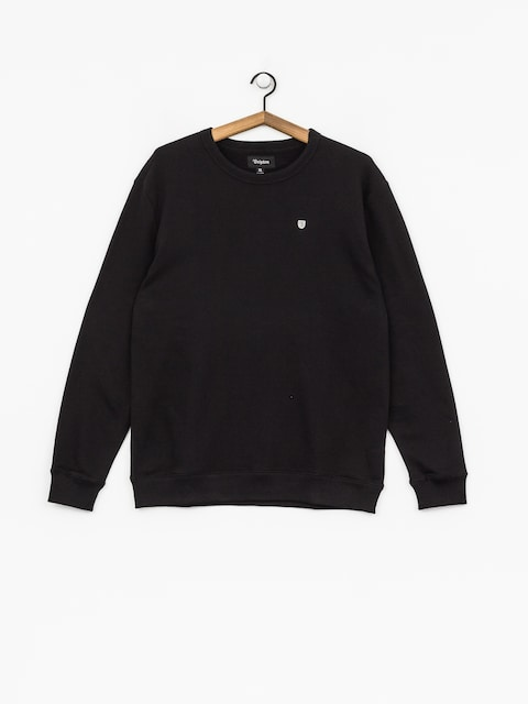 Brixton Sweatshirt B Shield Crew (black)