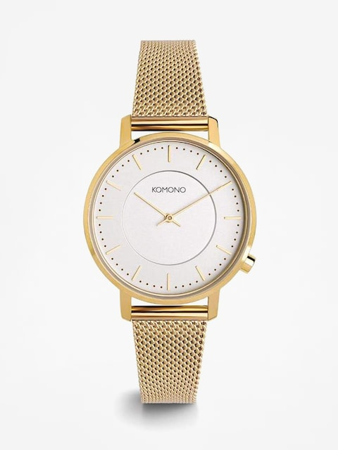 Komono Watch Harlow (gold mesh)