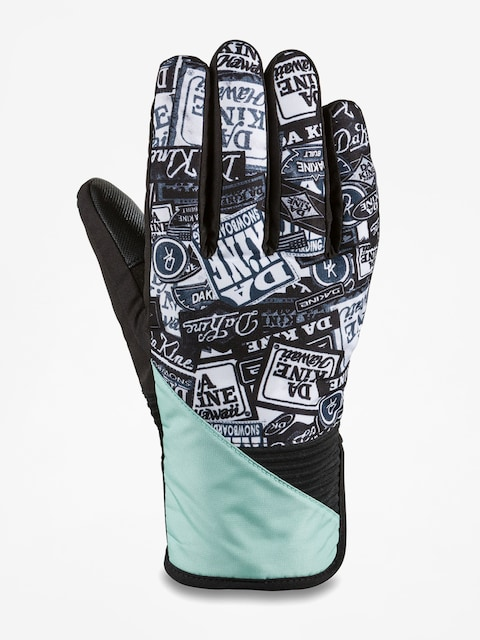 Dakine Gloves Crossfire (patches)