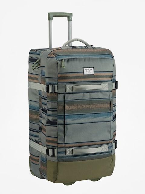 Burton Suitcase Exodus Roller (tusk stripe print)