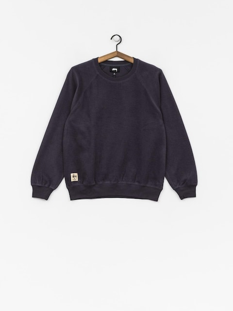 Stussy Sweatshirt Marlowe Inside Out Wmn (navy)