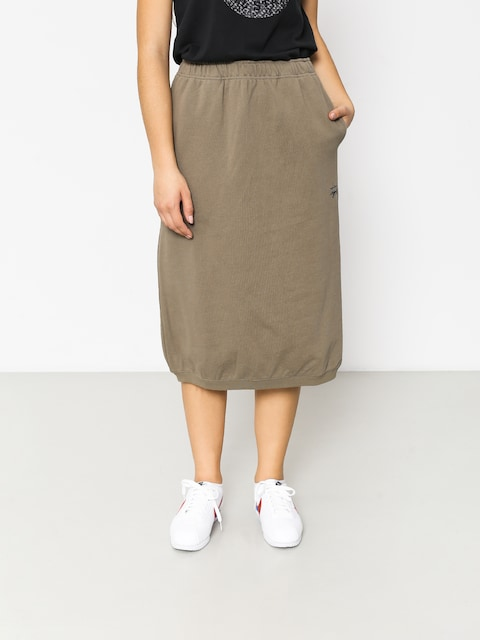 Stussy Kleid Scout Wmn (taupe)