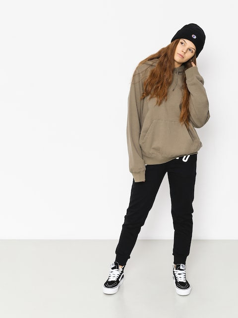 Stussy Hoodie Scout HD Wmn (taupe)