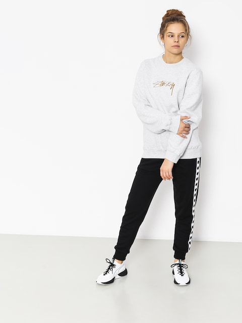 Stussy Sweatshirt Smooth Stock Wmn