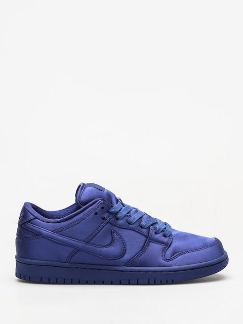 Nike SB Schuhe Sb Dunk Low TRD NBA (deep royal blue/deep royal blue)