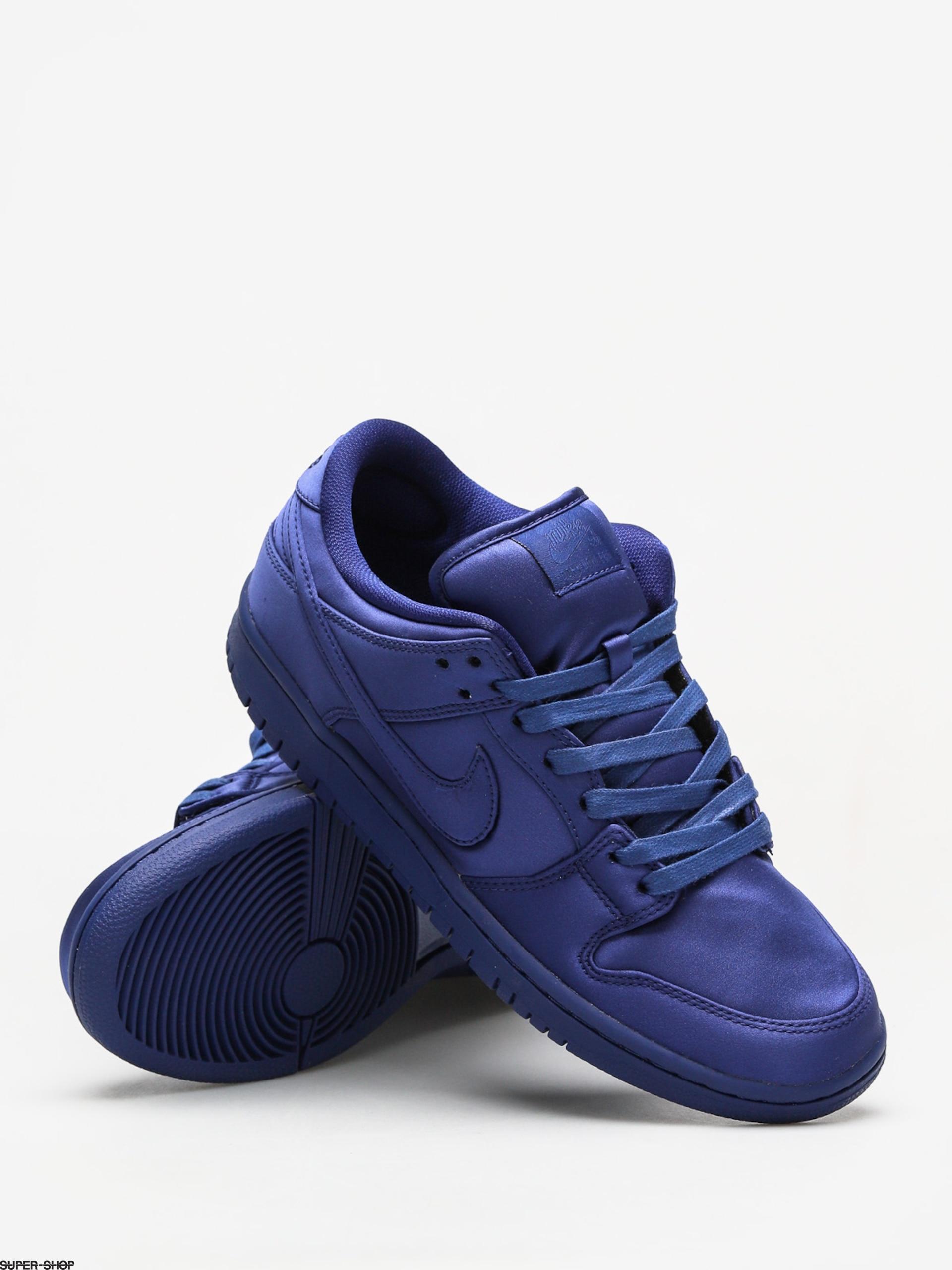 separation shoes 63b56 d05c2 Nike SB Sb Dunk Low TRD NBA Shoes (deep royal blue/deep royal blue)