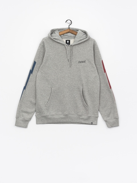 Element Hoodie Gizmo HD (grey heather)
