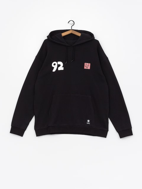 Element Hoodie Kh Smile Pop HD (flint black)