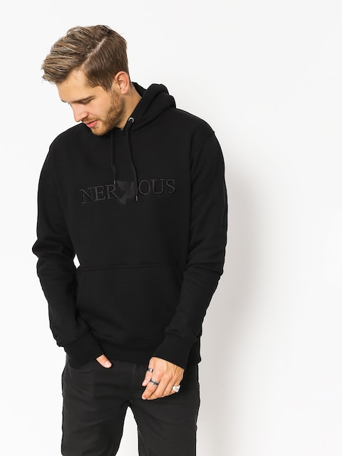 Nervous Hoodie Classic HD (black ops)