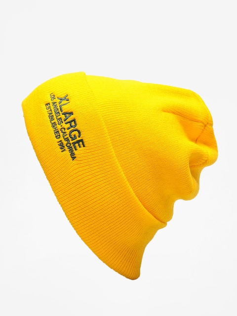 XLARGE Beanie Established Cuffed (gold)