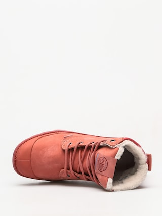 Palladium Shoes Pampa Sport Wps (brick dust/cowhide)