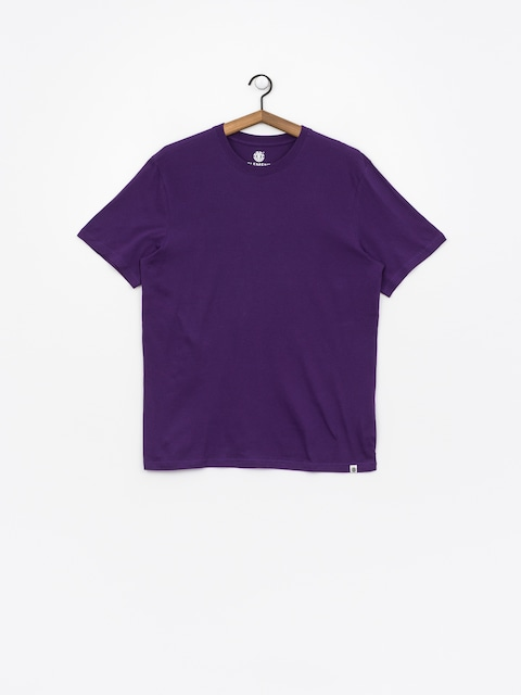 Element T-shirt Basic Crew (purple)