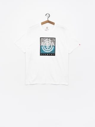 Element T-shirt Reroute (optic white)