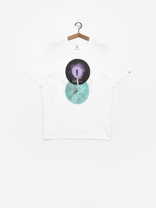 Element T-shirt Ripples (optic white)