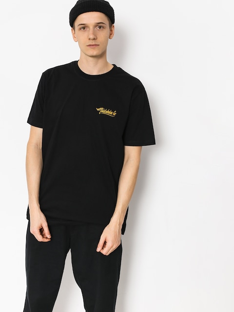 Turbokolor T-shirt Embroidery (black)